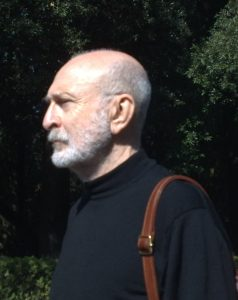 Prof. Brian Gomes da Costa, AHCS PPI Representative